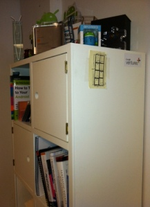 CustomMade shelf unit