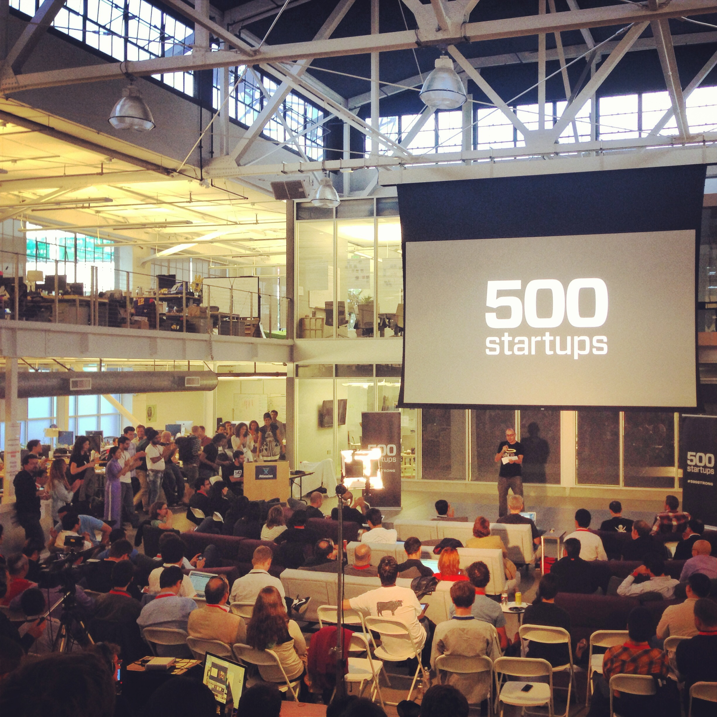 500 Startups Demo Day Dave McClure Startup Incubator Accelerator Seed Funding San Francisco Tech