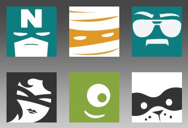 profiles feature art