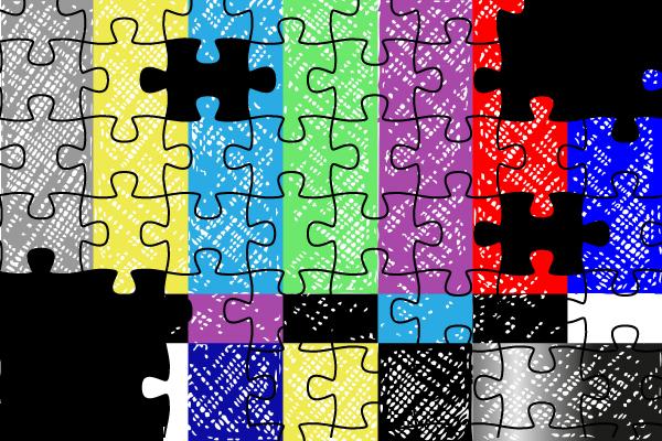 puzzle-tv-static