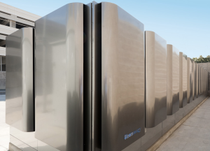 Bloom Energy fuel cells