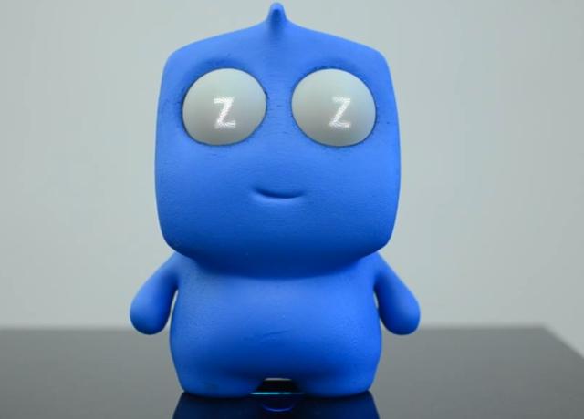 Disney 3D printed robot eyes