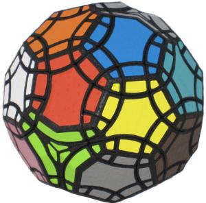 "The ""Jumble Pebble"" puzzle, sold by Oskar van Deventer on Shapeways."