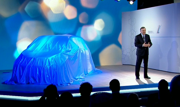 BMW i3 launch live