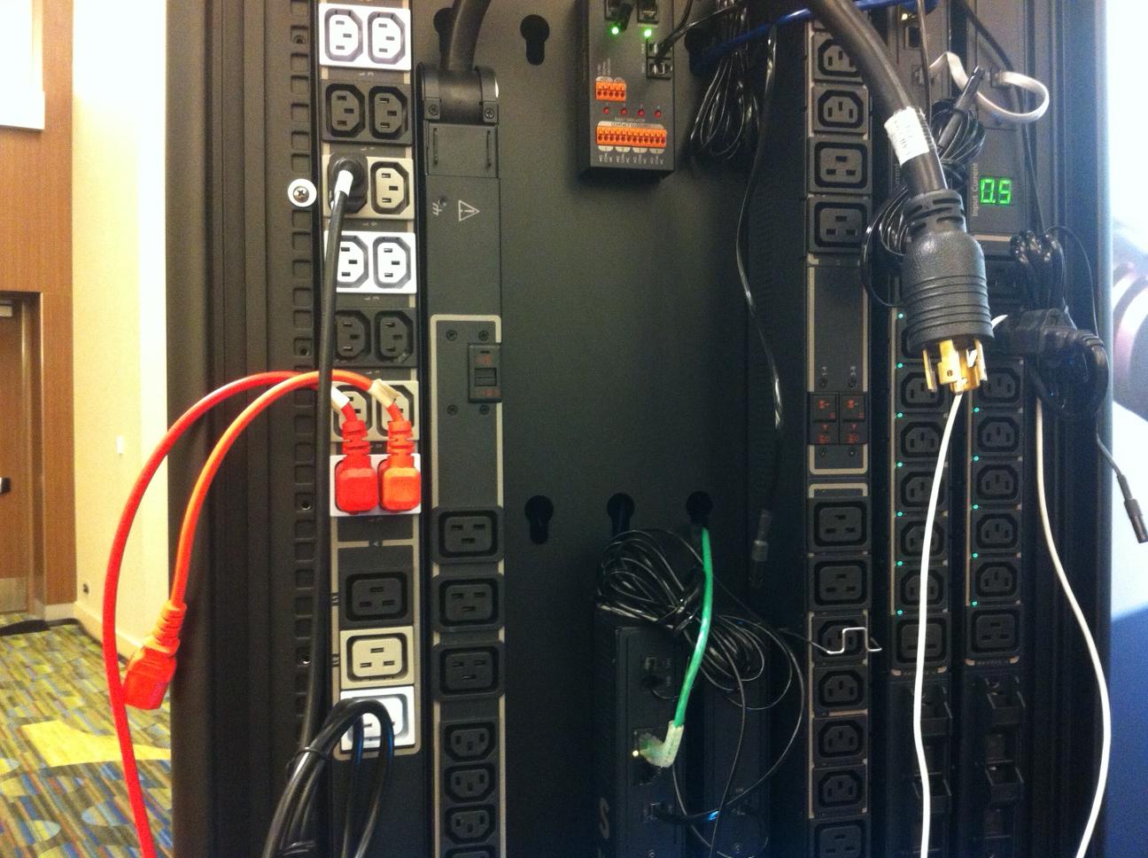 Server Technology rack power