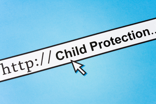 child protection online