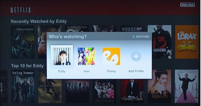 One of the latest features A/B-tested by Netflix: Personalized profiles, which were rolled out this week after more than six months of testing.