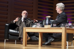Jeff Jarvis interviews Vint Cerf at Guardian Activate 2013