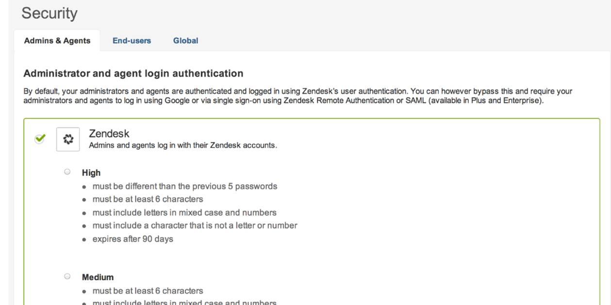 Zendesk Screenshot 2