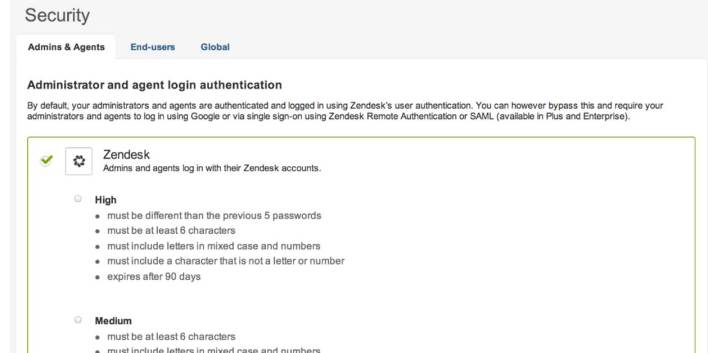 Zendesk Screenshot 2