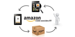 amazon mobile associates API