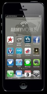 Army Mobile iPhone-5-Black-MockUp 2