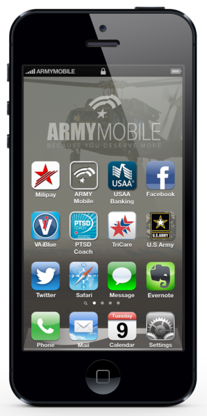 Army Mobile iPhone-5-Black-MockUp 2