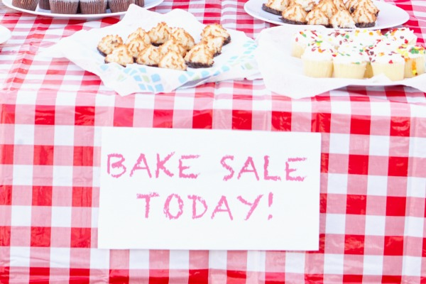 bake sale crop