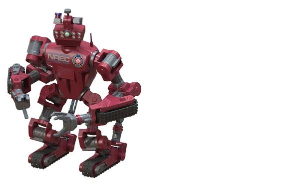 Darpa robot 2