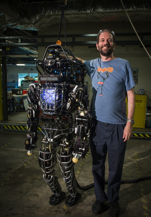darpa robot challenge