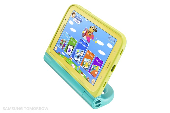 Galaxy Tab 3 Kids stand