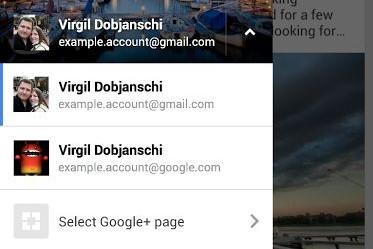 google plus accounts