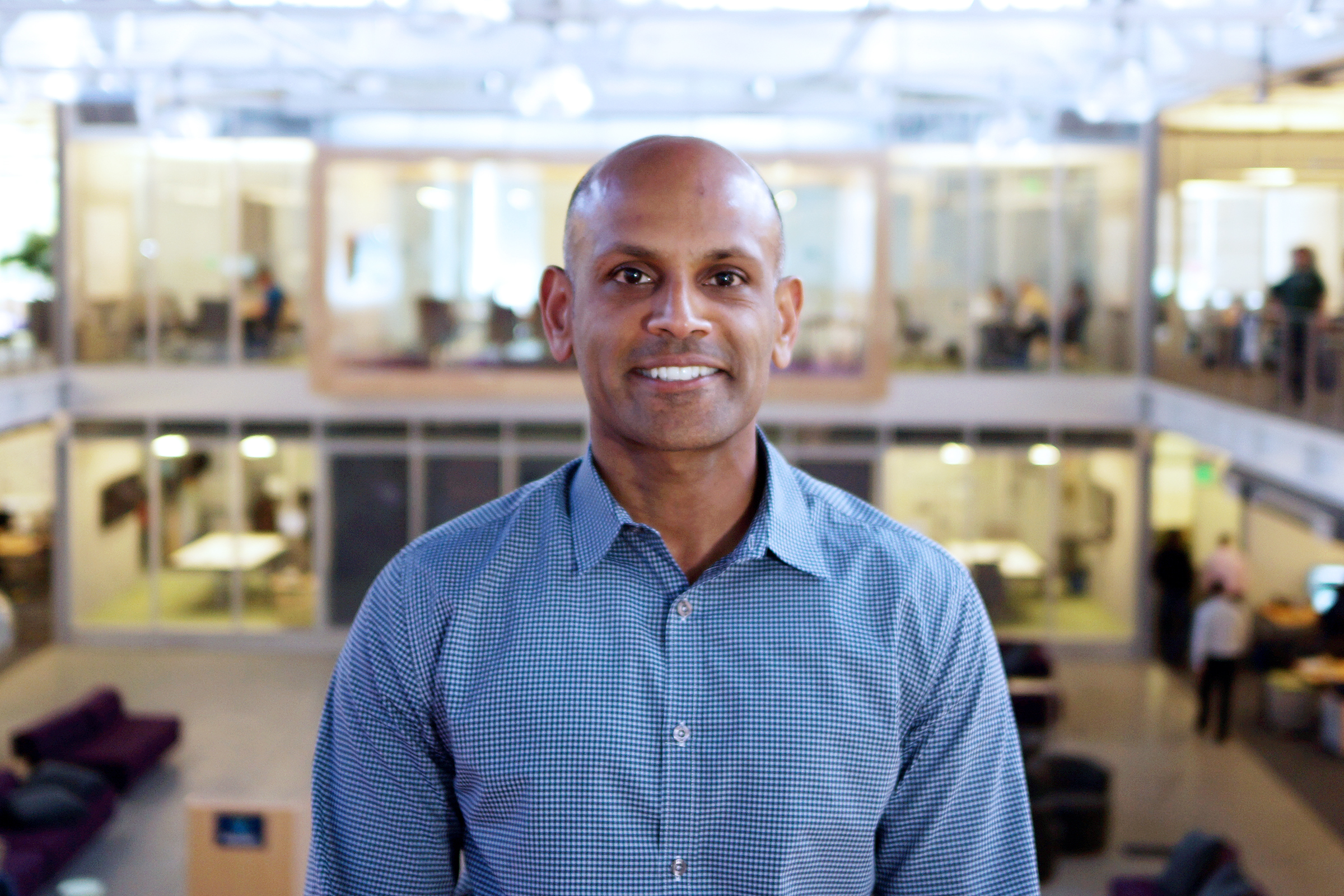 Facebook vice president of infrastructure engineering Jay Parikh. Source: Facebook