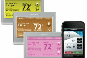 Honeywell wifi thermostat 2
