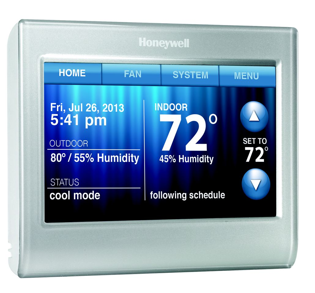 More On The Tower Of Babbling Things  Honeywell Smart Thermostat