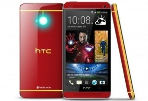 htc one iron man