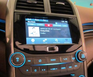 GM connected car demo