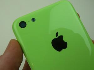 iPhone 5C camera