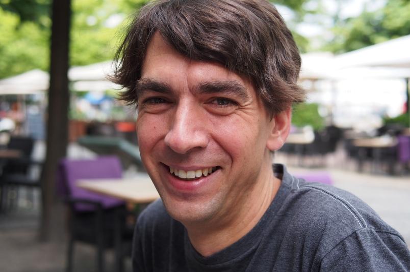 Jimdo co-founder Matthias Henze