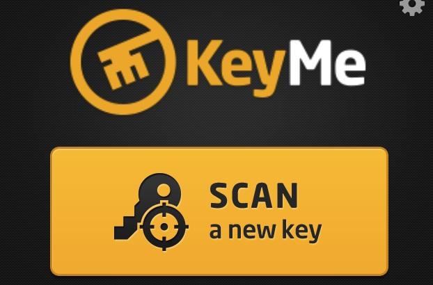 KeyMe app logo