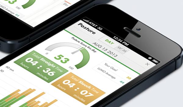 LumoBack app