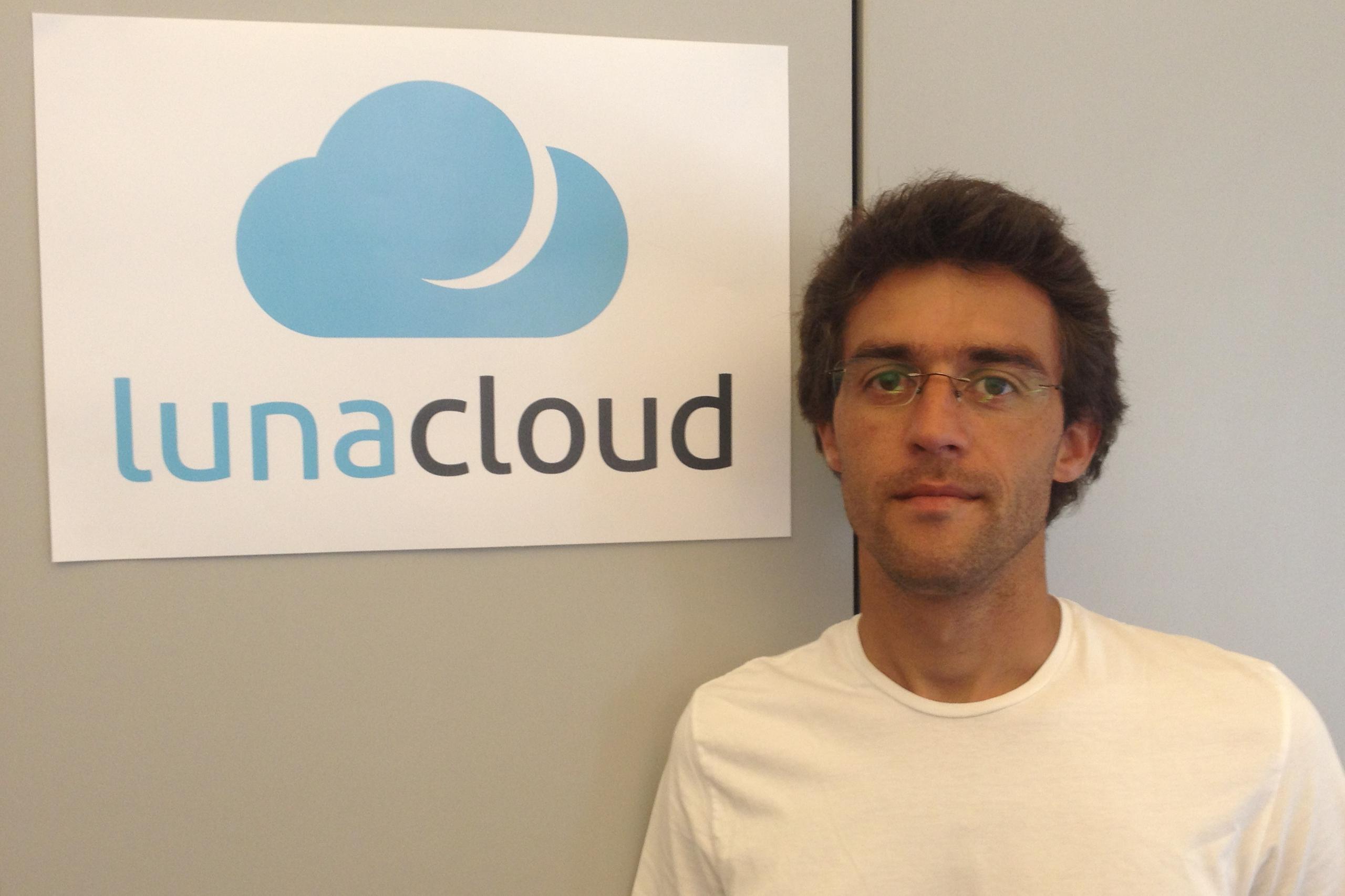 Lunacloud CTO Hugo Tavares