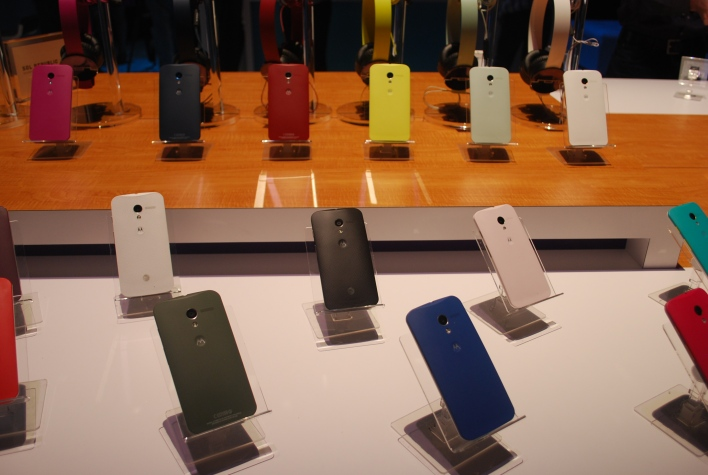 Moto X Colors 2