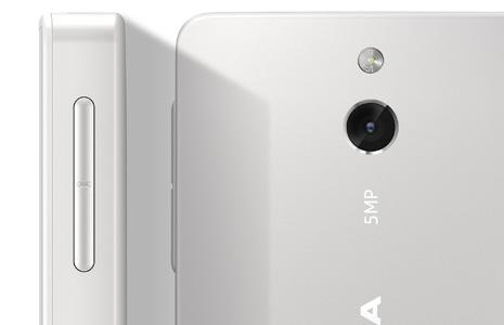 Nokia 515 closeup