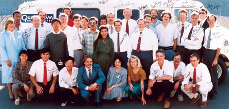 Qualcomm 1985