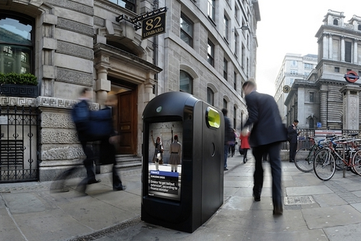 Renew recycling bin