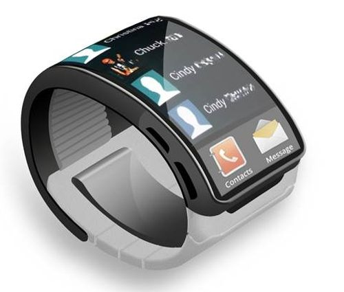 Samsung Galaxy Gear concept