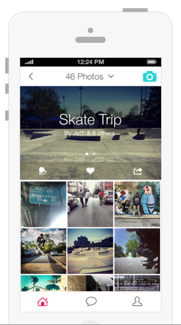 Albumatic takes another whack at getting photo-sharing right, announces $4.2 million Series A