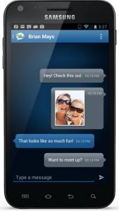 TextNow Galaxy S II