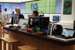 Microsoft MakerBot