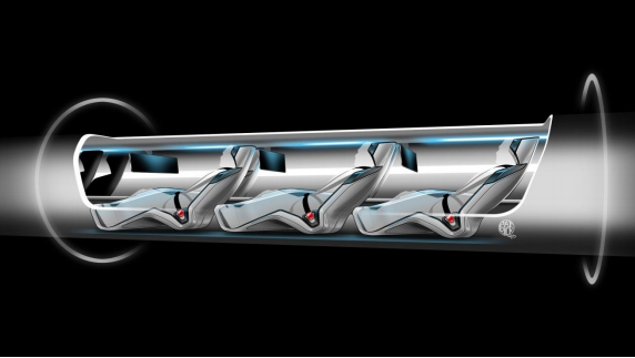 Hyperloop seats