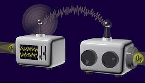 Telecommunication, entanglement