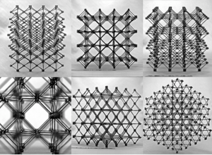 Cellular composite material