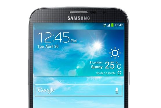 Samsung Mega feature