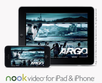 barnes & noble nook video iOS app