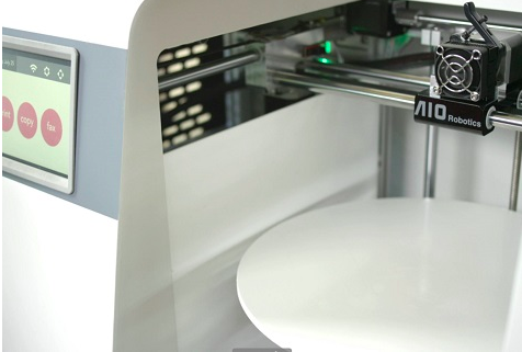 All-in-One 3D printing copy/fax machine