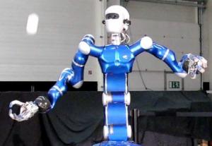DLR Justin humanoid robot