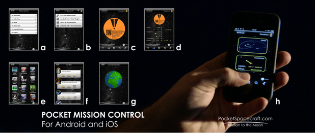 Pocket Spacecraft app