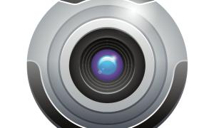 Camera lens sensor
