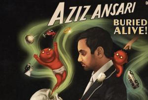 Aziz Ansari Buried Alive Online Hookup
